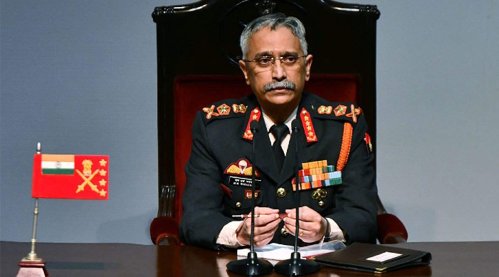 Army is prepared to hold its ground along LAC: Gen Naravane