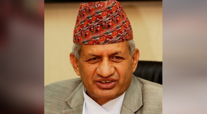 Nepal Foreign Minister Gyawali arrives in India on three-day official visit