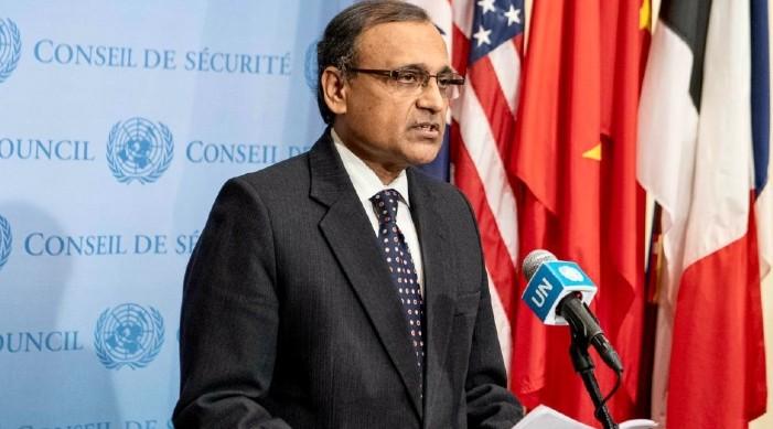India highlights humanitarian suffering at UNSC meet on Yemen