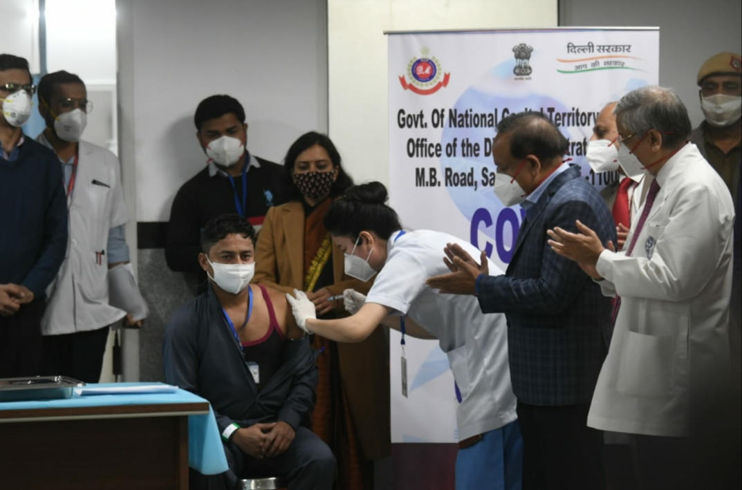 India's neighbours congratulate PM Modi, country for successful launch of Covid-19 vaccination drive
