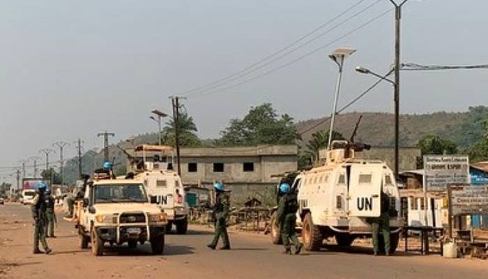 India strongly condemns the attack on MINUSCA peacekeepers in the Central African Republic