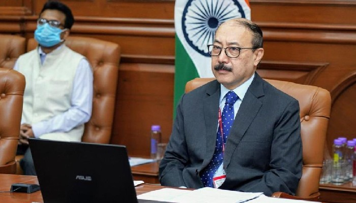 Indo-Pacific is an article of faith for India: F S Shringla