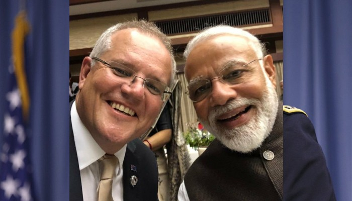 India, Australia formidable competitors on the field, and solid partners off it: PM Modi after Test win