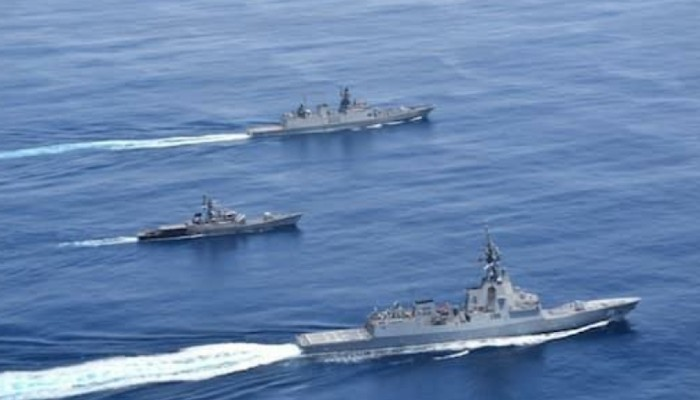Exercise Kavach: Indian armed forces to conduct large-scale joint military exercise next week