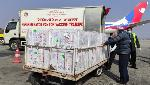 India dispatches 1 million doses of Covishield vaccines to Nepal