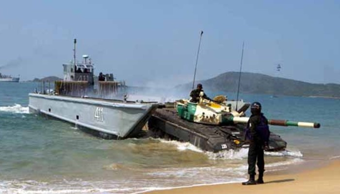 Indian Army, IAF and Navy conclude 5-day joint military exercise in Andaman and Nicobar today
