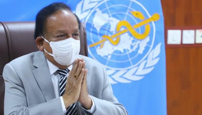World on verge of defeating COVID-19 pandemic: Harsh Vardhan