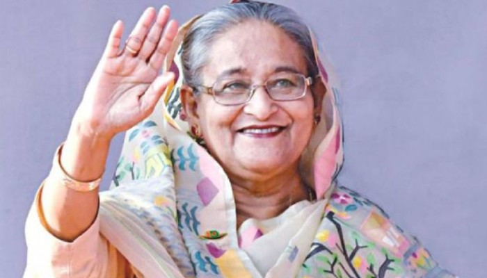 Bangladesh PM Sheikh Hasina thanks India for gifting 20 lakh vaccines