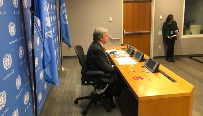 UN Chief lauds India's COVID-19 vaccine efforts