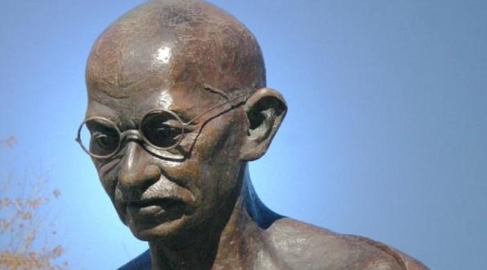 India condemns vandalising of Mahatma Gandhi statue in California, US