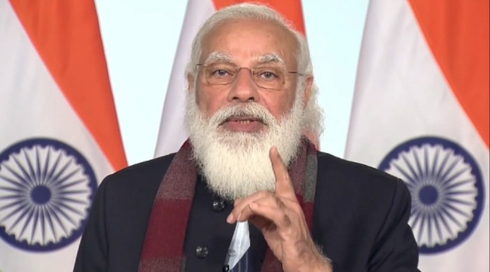 Country was saddened by insult to Tricolor on January 26: PM Modi