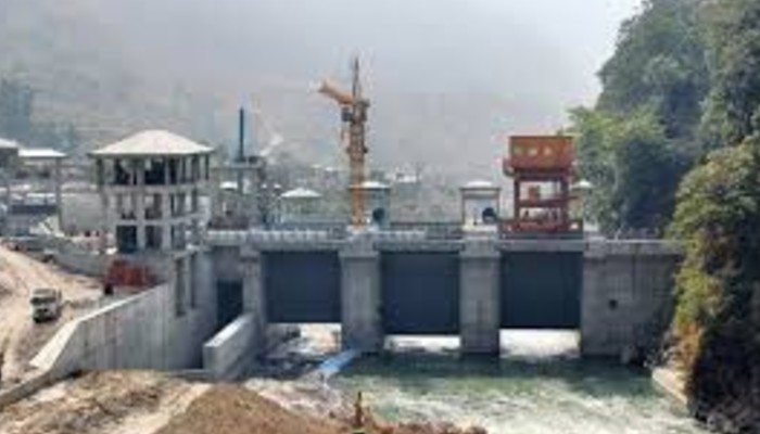 Indian company to construct hydropower plant in Nepal
