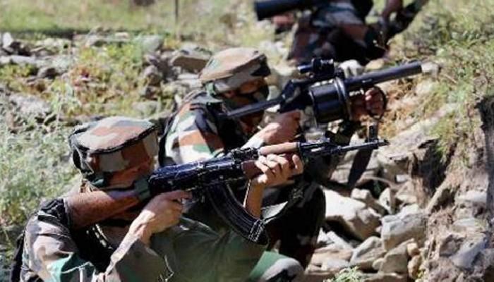 Sharp spike in ceasefire violations; substantial decline in terror attacks in J&K