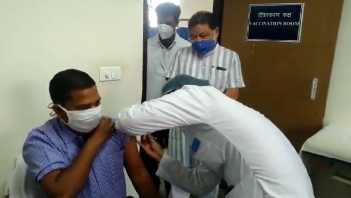 India fastest country to reach 4 million COVID-19 vaccination mark