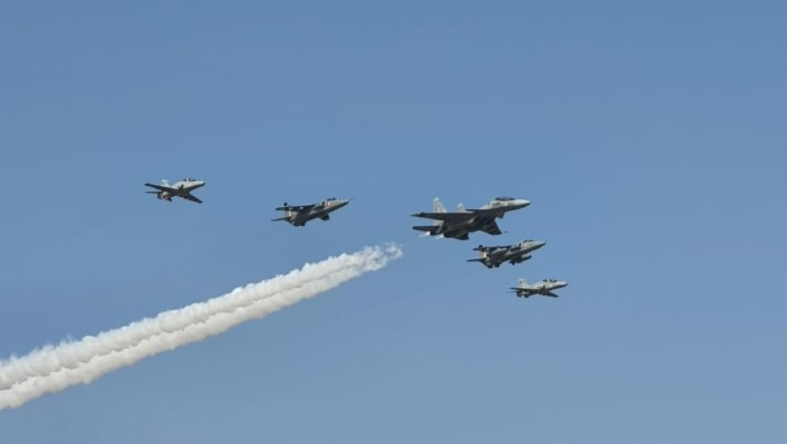 'India offers unlimited potential in defense,' says PM Modi as Aero India begins in Bengaluru