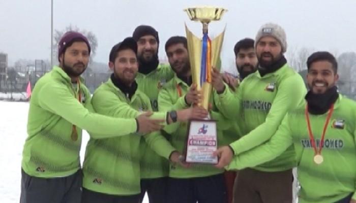 In bitter winter, Srinagar comes alive with snow cricket tournament