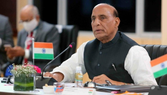 India can become the net security provider in the region: Rajnath Singh