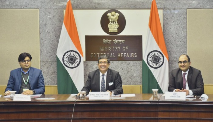 India, Saudi Arabia agree to establish JWG for bilateral dialogue on defence and security