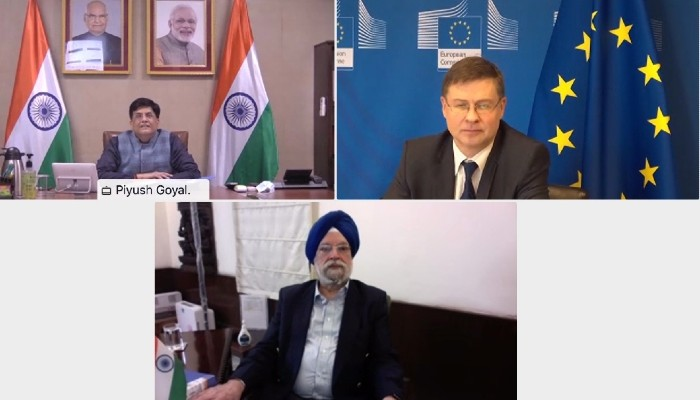 India, EU to deepen bilateral trade and investment ties