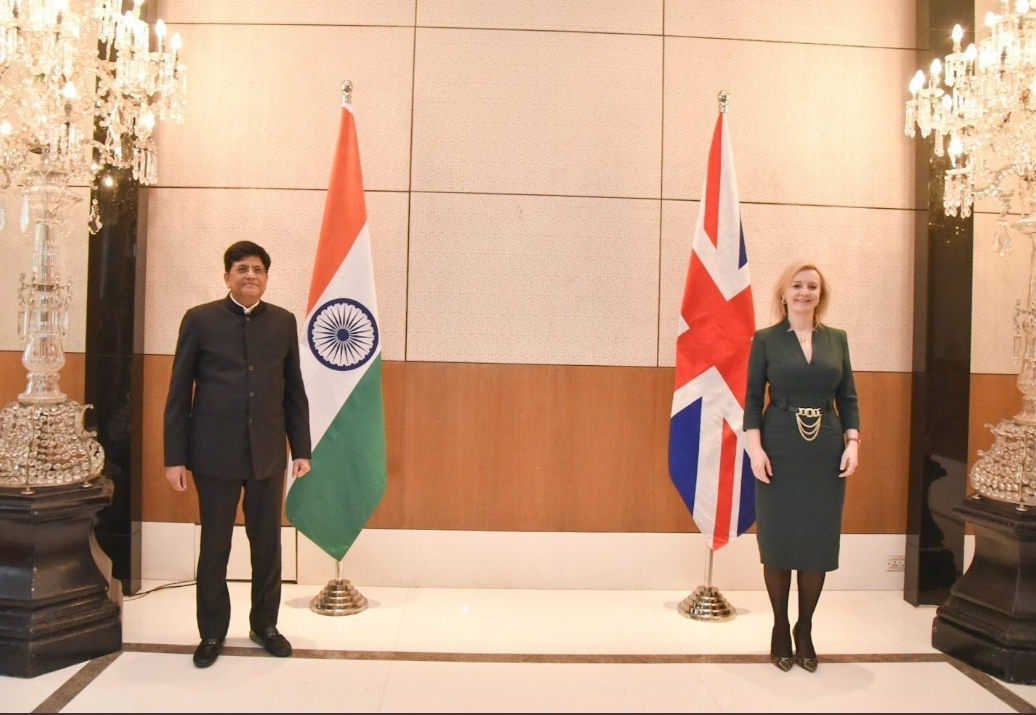 Piyush Goyal holds talks with UK counterpart Liz Truss, discusses trade ties