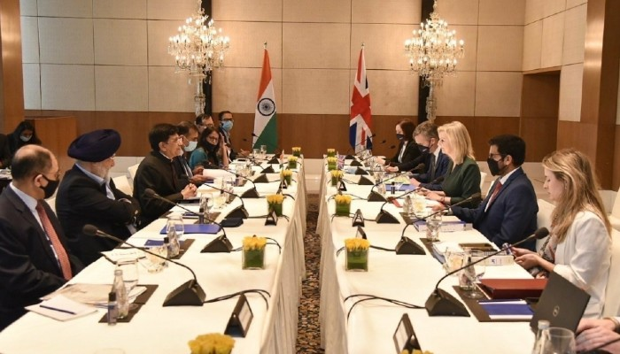 India-UK enhanced trade partnership to be launched during UK PM visit later this year