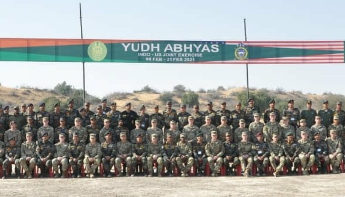 Yudh Abhyas 20: US, India Army's joint military war exercise begins in Rajasthan