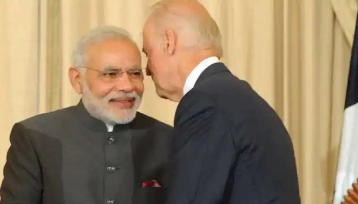 PM Modi speaks to US President Biden, discusses issues of wider geo-political importance
