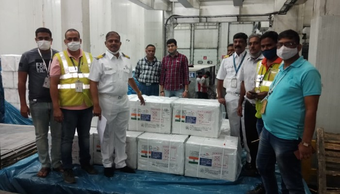 India dispatches Covid-19 vaccines to Barbados, Dominica
