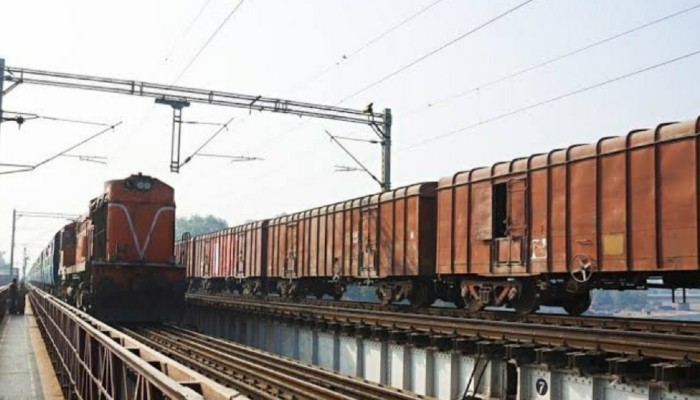 Indian Railways records highest-ever freight loading figures in January