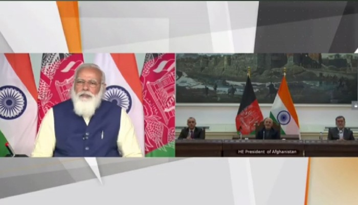 India, Afghanistan sign pact for new dam; PM Modi calls for immediate ceasefire