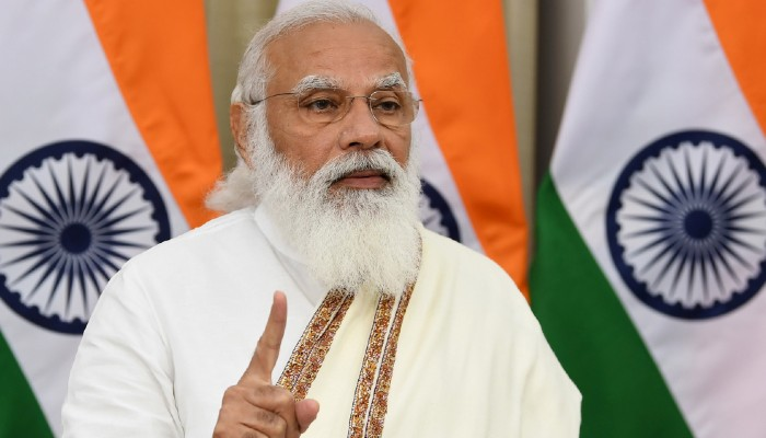 Conventional approaches cannot solve challenges of climate change: PM Modi