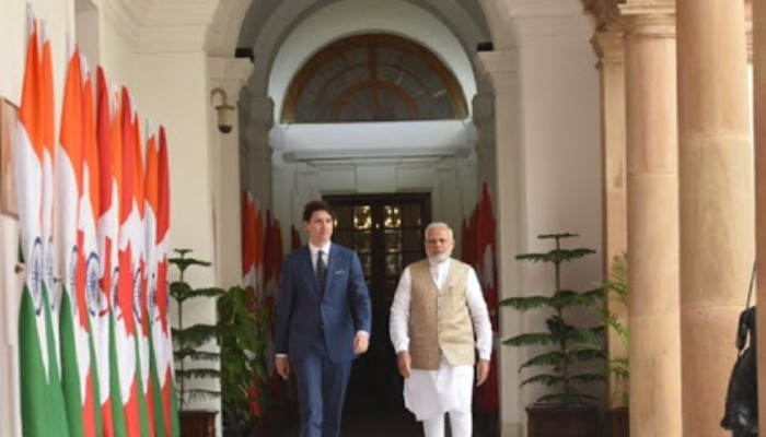 Trudeau seeks COVID-19 vaccines from India, PM Modi assures support