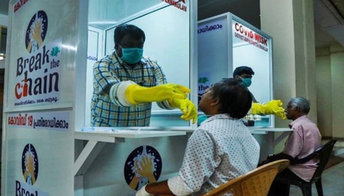 India should be proud of plummeting Covid-19 cases: WHO