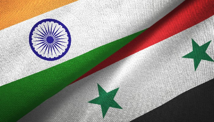 India provides 2000MT rice to Syria as humanitarian assistance
