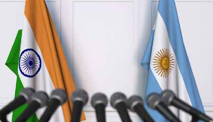 India, Argentina pushing frontiers in bilateral cooperation