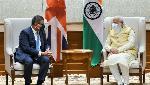 COP26 President-designate Alok Sharma calls on PM Modi