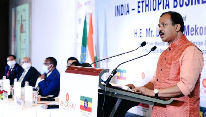 There is scope to expand trade, investment between India and Ethiopia: MoS Muraleedharan