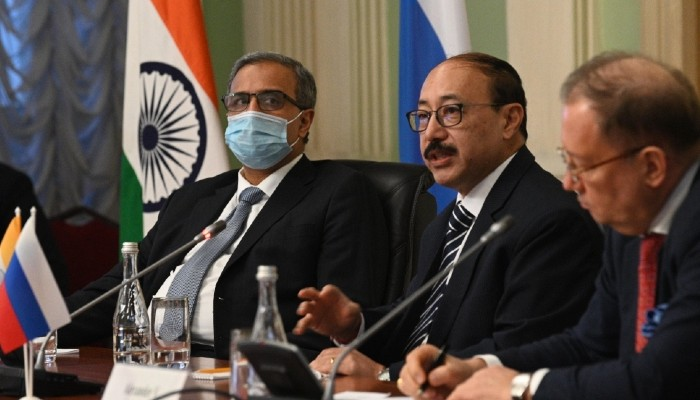 India, Russia ties exhibited tremendous resilience following the Covid-19 outbreak: FS Shringla