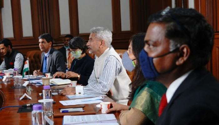 Jaishankar holds meeting with Brunei counterpart, reviews bilateral engagement between two countries