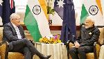 PM Modi speaks with Australian PM Morrison, reiterates commitment to consolidating ties