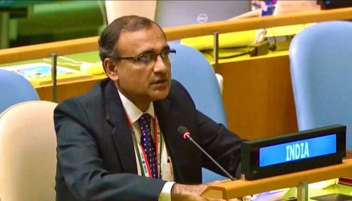 Ahead of FATF decider on Pakistan, India talks tough on terror at UN