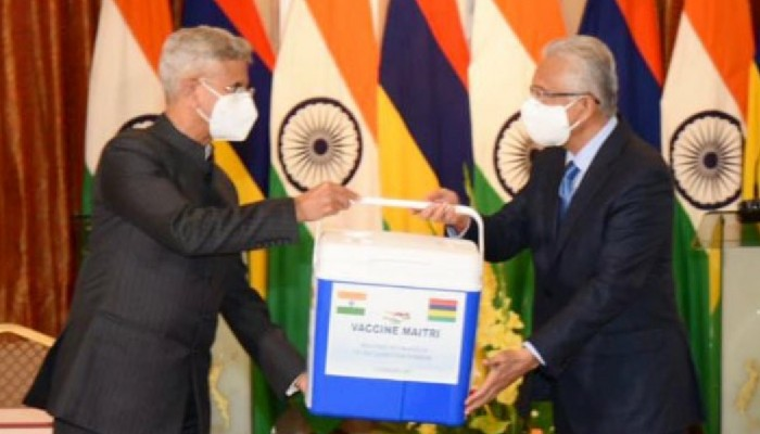 India offers to help Mauritius in post-COVID economic recovery