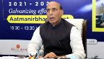 Over 63% of defence budget meant for domestic procurement: Rajnath Singh