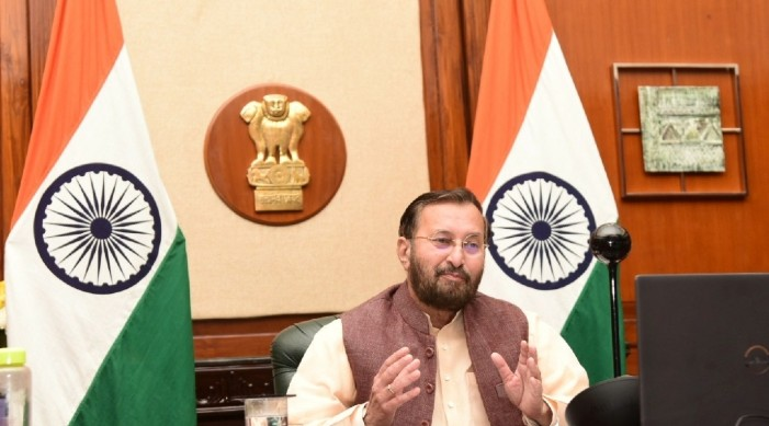 Javadekar at UNSC Debate: 'India on track to meet its climate change mitigation commitments'