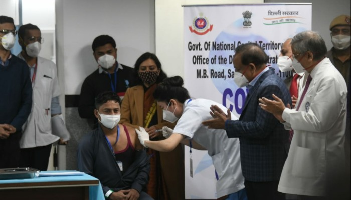 Covid-19 Vaccination drive for 60 years-plus category begins on March 1