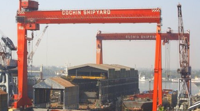 India ties up with world's largest dredger maker to develop, maintain ports