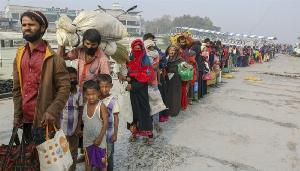 India in touch with Bangladesh to ensure safe repatriation of Rohingya boat victims: MEA