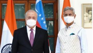 EAM Jaishankar discusses bilateral, regional issues with Uzbekistan FM