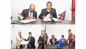 India to fund NR 530 million for construction of 25 health posts in Nepal