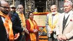 Restoration of 10th century temple in Nepal with Indian grant assistance begins